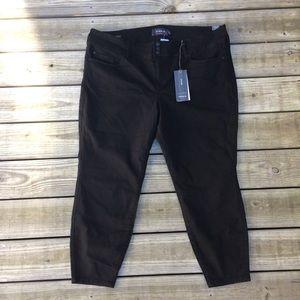 NWT Torrid Premium Black Jeggings Plus Size 24